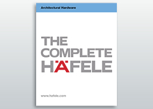 Architectural Hardware Catalog