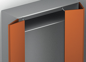 Folding And Lateral Doors