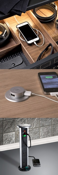 Docking Drawer USB