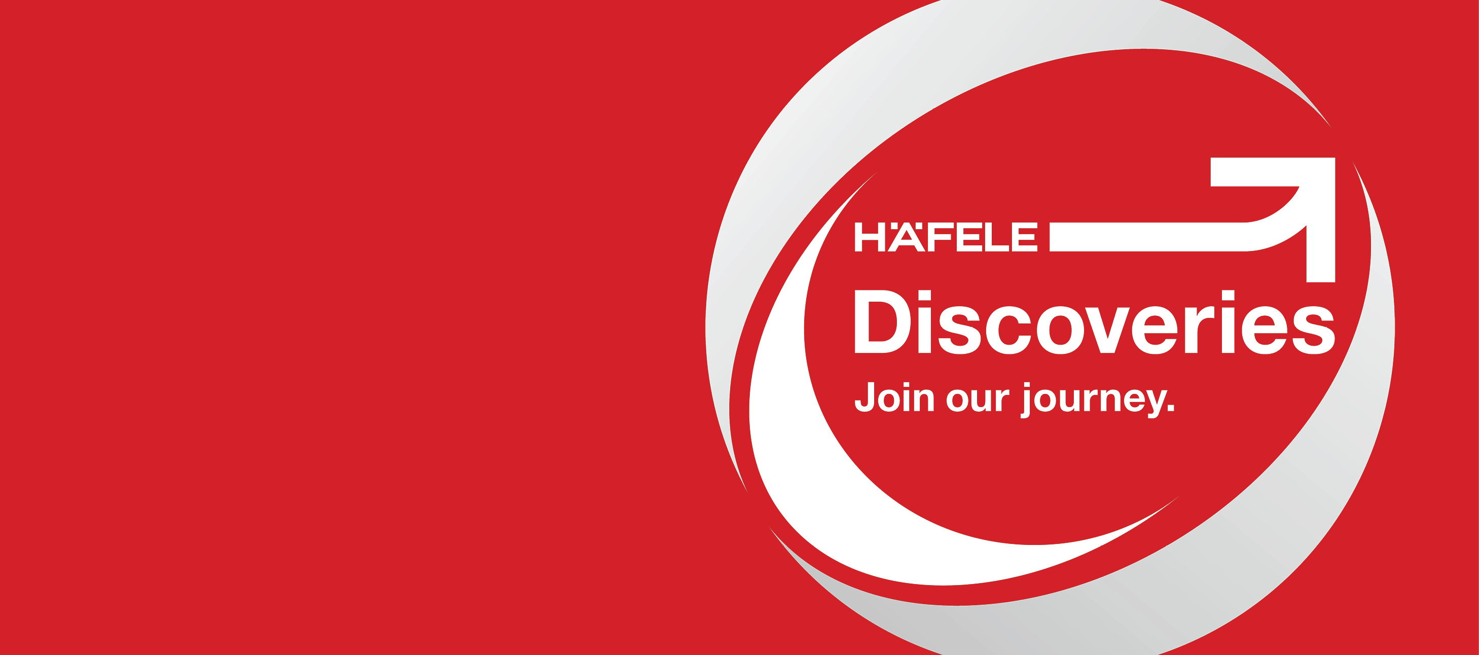 Experience and join Häfele Discoveries.