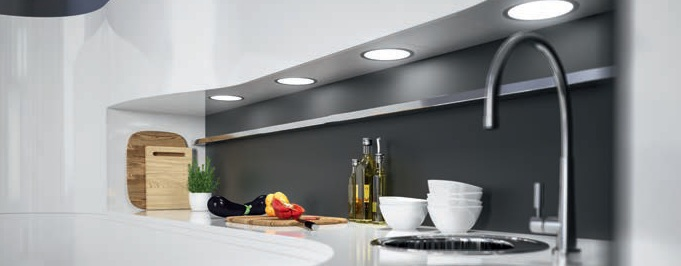 kitchen of led battery counter under size fancy bright operated lights large lighting cabinet shelf