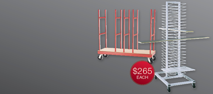 We've extended our shop cart savings through August.