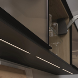 Undercabinet Strip Lighting with Loox5