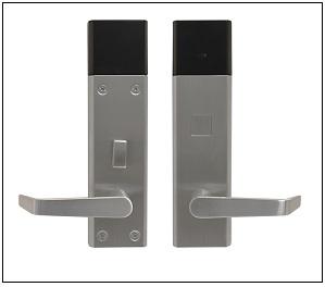 3662be4f6963 The latest and greatest from Häfele for your next commercial project is the  all-new Dialock DT 750. A fully networkable door lock solution for hotel  rooms, ...