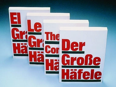 The first editions of The Complete Häfele are published in English, French and Spanish