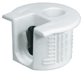 Connector Housing without Dowel, Rafix 20 System, with Ridge, Plastic product photo