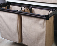 Laundry/Pant Rack Pull-Out Frame, ENGAGE product photo