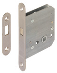 Mortise lock, for sliding doors, with compass bolt, Startec, bathroom/WC product photo