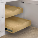 Pantry Roll-Out Shelf, Complete Kit product photo