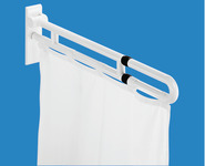 Shower Splash Guard, with Fold-Up Feature product photo