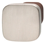 Tapered Knob, Brushed Nickel product photo