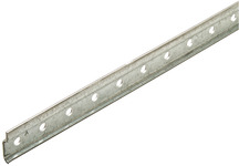 Wall Rail, Steel, 8' Length product photo