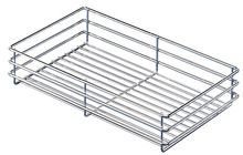 Wire Basket, for 88 lbs. Weight Capacity Pantry Pull-Out and Base Pull-Out product photo