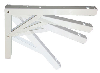 206 Series Folding Bracket, Heavy Duty