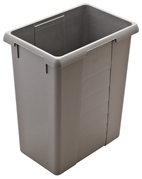 42 Liter Replacement Waste Bin, for Hailo US and Easy Cargo Pull Out Units