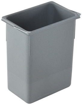 8.5 Liter Replacement Waste Bin, for Hailo US and Easy Cargo Pull Out Units
