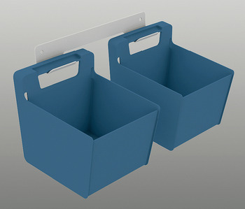 Accessory Boxes, Hailo Laundry Area