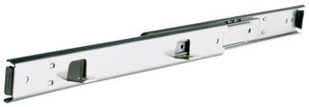 Accuride 322 Pull-Out Side Mounted Shelf Slide, 7/8 Extension, 100 lbs Weight Capacity