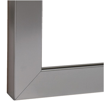 Aluminum Door Frame Profile, Cut-To-Size