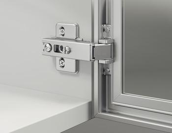 Aluminum Door Frame Profile Cut To Size In The Hafele America Shop