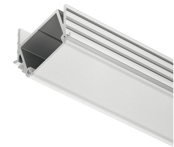 Aluminum Profile, for Corner Mounting