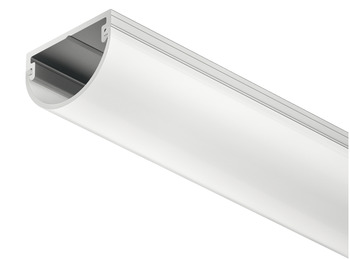 Aluminum Profile, for Loox LED Lighting, Surface Mount