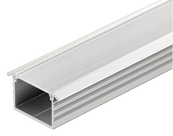 Aluminum Profile, for Recess Mounting