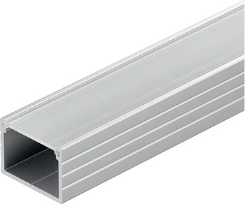 Aluminum Profile, for Surface Mounting