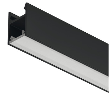 Aluminum Profle, Häfele Loox5 Profile 2103, for LED strip lights