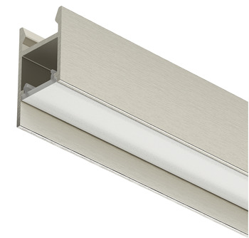 Aluminum Profle, Häfele Loox5 Profile 2104, for LED strip lights