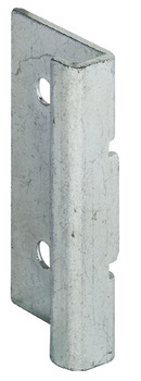 Angled Striking Plate, for Push and Turn Lock, Symo 3000