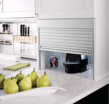 Appliance Garage Kit Milano In The Hafele America Shop