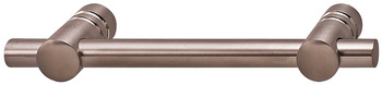 Bar Handle, Matt, Stainless Steel