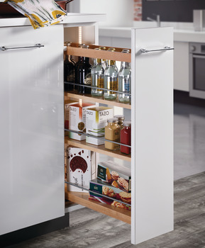 Base Cabinet Pull-Out, with Grass Elite Undermount Slides