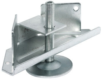 Base Leveler, with Corner Supporting Bracket