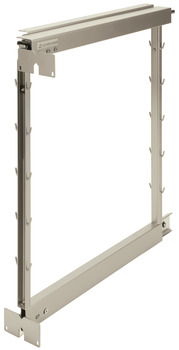 Base Pull-Out, for Overlay and Inset Doors, 80 lbs max