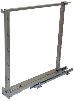 Base Pull-Out II, for Overlay and Inset Doors, 60 lbs. max with Soft Close