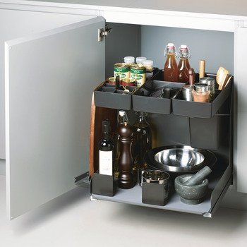 Base Unit Pull-Out, Kitchen Tower 600