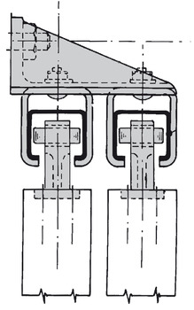 Bracket, For Soffit Mounting