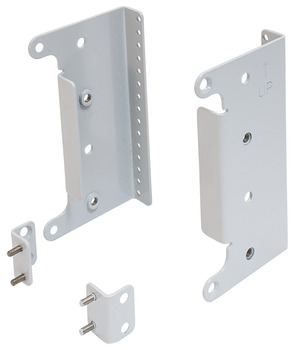 Cabinet Bracket Kit, for Free Flap 1.7 and 3.15