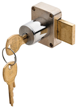 Cabinet Door Lock, C8173 Series, Master Keyed, Keyed Different