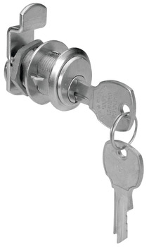 Cabinet Drawer Cam Lock, C8102 Series, Keyed Alike