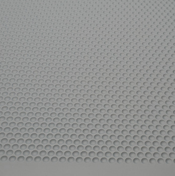Cabinet Protector Mat, Flexible Rubber
