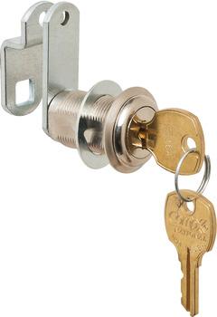 straight cam 180° closure Cam lock