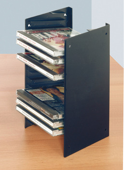 CD Holder, Plastic