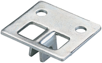 Center Shelf Rest, KV, for 186 and 187 Brackets