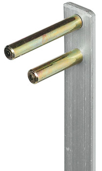 Central Locking Bar, Aluminum