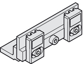 Clamping Element, for Belt Ends