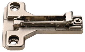 Clip Face Frame Mounting Plate Salice Screw Mounted In
