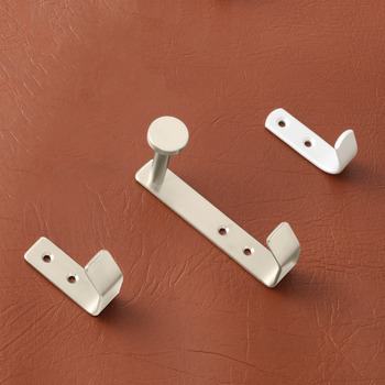 Coat Hook, Matt, Stainless Steel